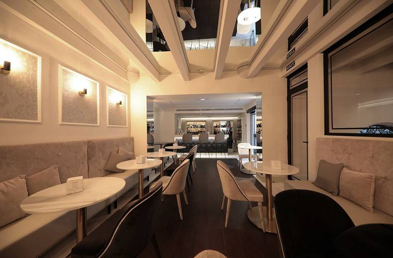 Bar & Lounge Summum Prime Boutique Hotel Palma