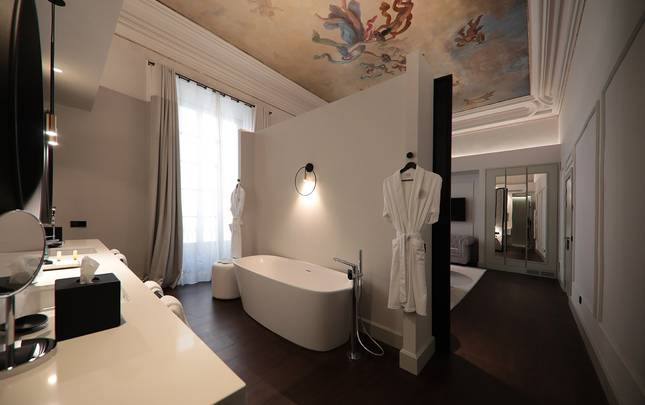 SUITE PARIETTI Summum Prime Boutique Hotel Palma